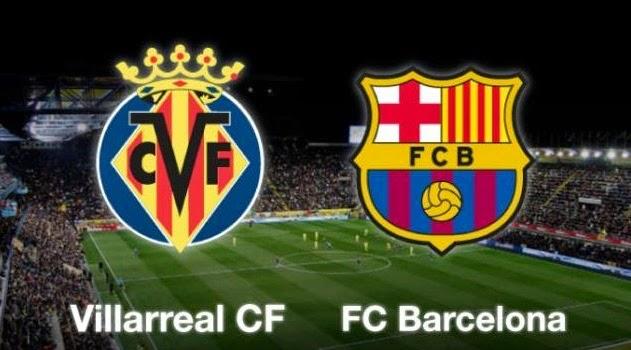 Barcelona x villarreal ao vivo